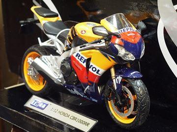 Afbeelding van Honda CBR1000RR  Fireblade  Repsol 1:12 600503