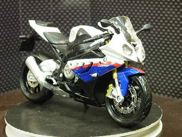 Picture of BMW S1000RR white 1:12 31191