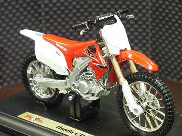 Picture of Honda CRF450R 1:18 Maisto