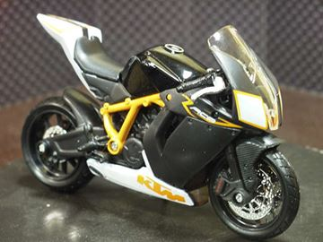 Picture of KTM 1190 RC8R 1:18 Bburago