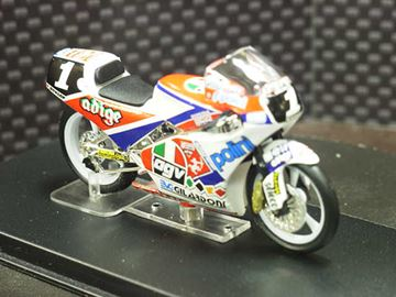 Afbeelding van Loris Capirossi Honda RS125 1991 1:24