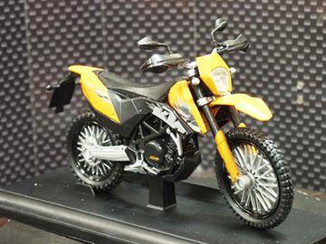 Afbeelding van KTM 690 Enduro 1:18 12816 Welly