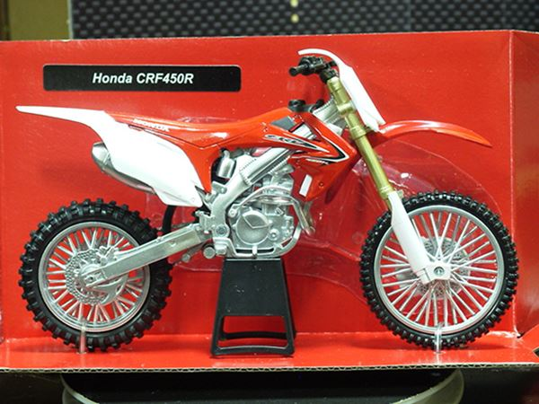 Picture of Honda CRF450R 2012 1:12 57443