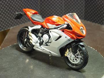 Picture of Mv Agusta F3 1:18 Bburago