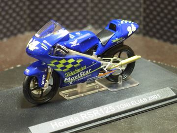 Picture of Toni Elias Honda RS125 2001 1:24