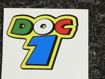 Picture of Valentino Rossi Sticker DOC 1