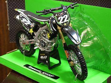 Picture of Kawasaki Rockstar #22 2012 KX450F 1:12 57493