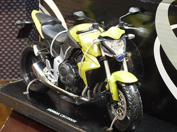 Picture of Honda CB1000R 1:12 dragon green 601105