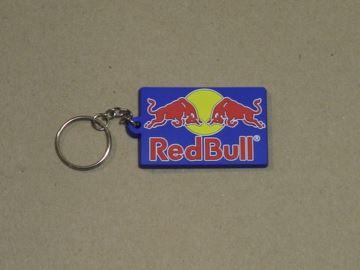 Afbeelding van Red Bull sleutelhanger keyring blue