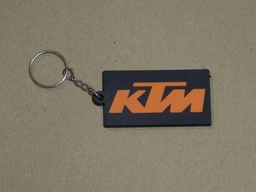 Afbeelding van KTM black sleutelhanger keyring