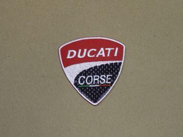 Afbeelding van Patche opstrijk embleem Ducati corse