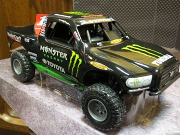 Picture of Johnny Greaves Toyota Monstertruck 2010 Monster Energy 1:24