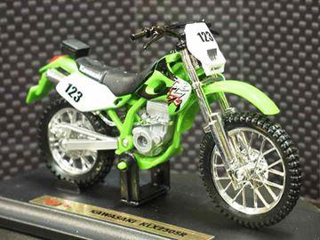 Picture of Kawasaki KLX250SR 1:18 Maisto