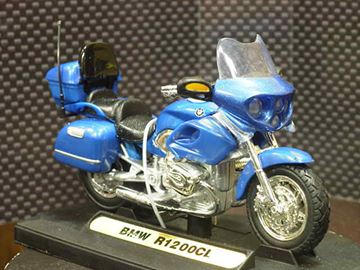 Picture of BMW R1200CL 1:18 Motormax