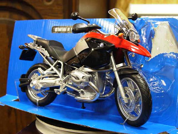 Picture of BMW R1200GS 2006 1:12 42763
