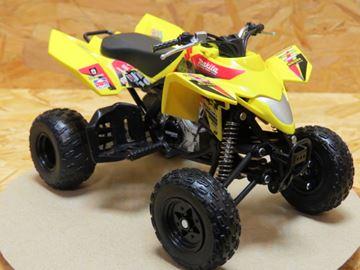 Afbeelding van Suzuki quadracer R450 2009 Rockstar 1:12