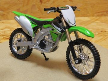 Picture of Kawasaki KX450F 1:18 Bburago