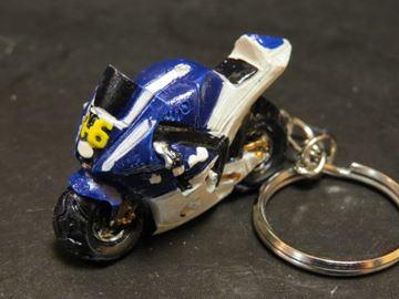 Afbeelding van Valentino Rossi Keyring sleutelhanger MotoGP