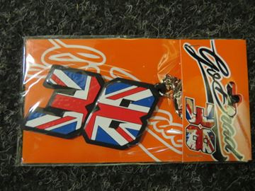 Picture of Bradley Smith keyring sleutelhanger #38