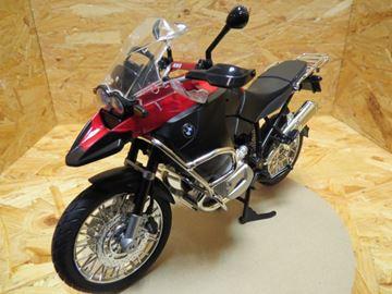 Afbeelding van BMW R1200GS red 1:9 00200
