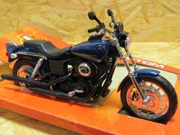 Afbeelding van Harley Davidson Dyna Super Glide Sport 2004 1:12 32321