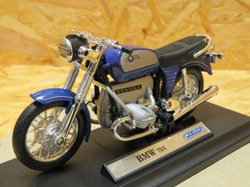 Picture of BMW R75/5 R75 5 1:18 19675 Welly