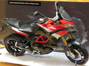 Picture of Ducati Multistrada 1200S Pikes Peak 1:12 57533