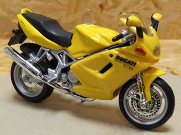 Picture of Ducati ST4s ST4 s yellow 1:18
