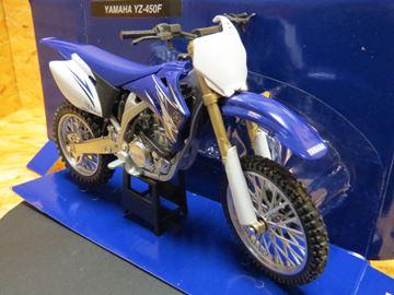 Afbeelding van Yamaha YZ450F 1:12 57233
