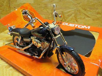 Afbeelding van Harley Davidson FXDBI Dyna Street Bob 1:12 32325