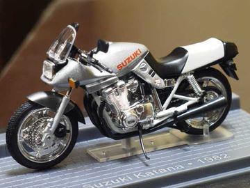 Picture of Suzuki Katana 1982 GSX750 GSX1100 1:24