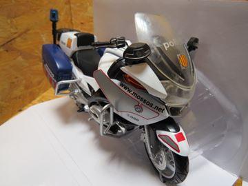 Afbeelding van BMW R1200 RT-P R1200RT Policia politie 1:12 43213