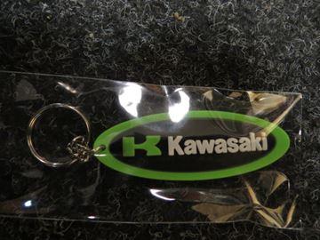 Afbeelding van Keyring sleutelhanger Kawasaki