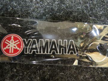 Afbeelding van Keyring sleutelhanger Yamaha tekst