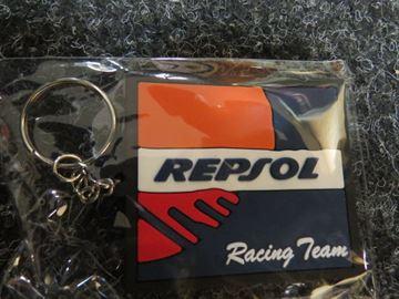 Afbeelding van Keyring sleutelhanger Repsol Racing team