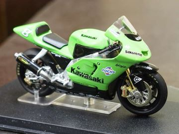 Picture of Garry McCoy Kawasaki ZX-RR 2003 1:24