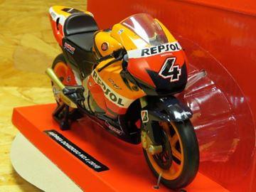 Afbeelding van Andrea Dovizioso Honda RC212V 2010 1:12 57323