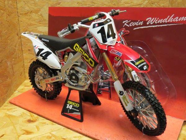 Kevin Windham Honda Crf450r 14 Geico 16