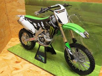 Picture of Kawasaki KX450F Monster Energy 1:6 49433