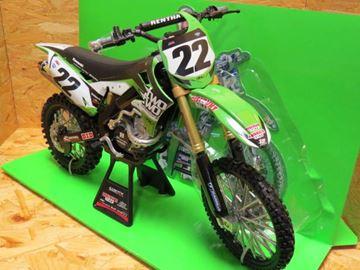 Afbeelding van Chad Reed Kawasaki KX450F 2014 twotwo motorsports 1:6 49493