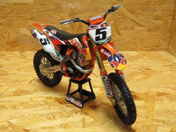 Picture of Ryan Dungey #5 Red Bull 2014 KTM 450 SX-F 1:10 57633