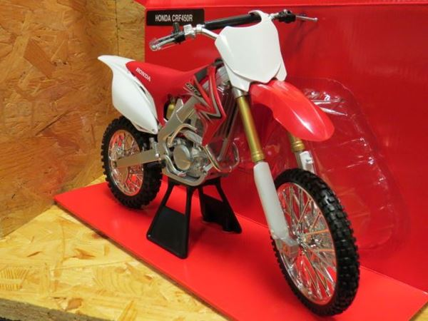 Picture of Honda CRF450R 1:6 49203