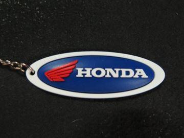 Picture of Honda sleutelhanger keyring blue
