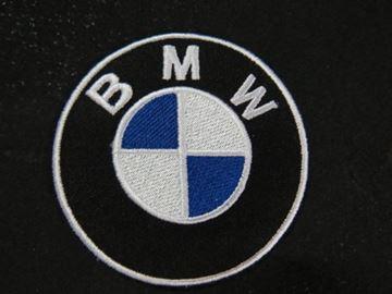 Afbeelding van Patche opstrijk embleem bmw