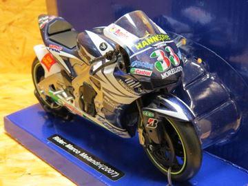 Afbeelding van Marco Melandri Gresini Honda RC212V 2007 1:12 43013
