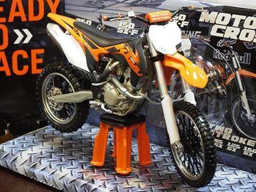 Afbeelding van KTM 450 SX-F 2013 1:12 603001