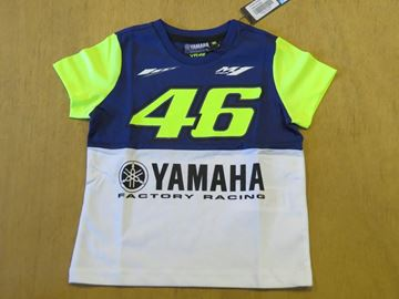 Picture of Valentino Rossi Dual Yamaha kids t-shirt YDKTS217803