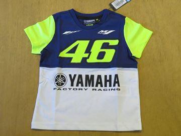 Afbeelding van Valentino Rossi Dual Yamaha kids t-shirt YDKTS217803