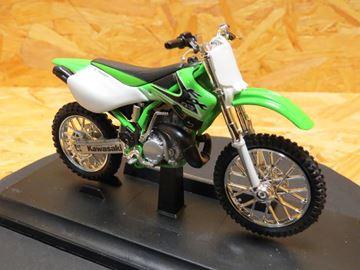 Afbeelding van Kawasaki KX250F 1:18 12169 Welly