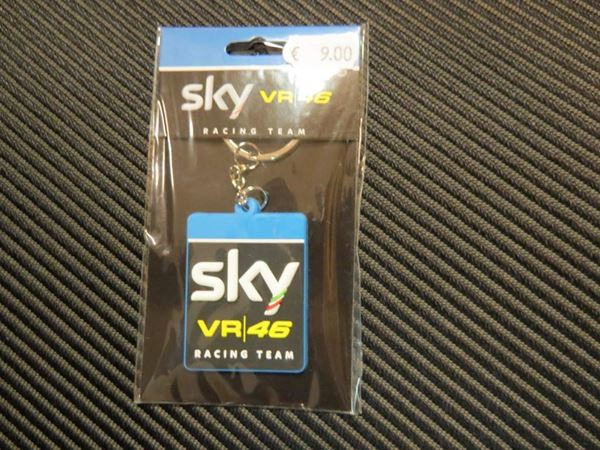 Picture of Sky VR46 racing keyring SKUKH180404